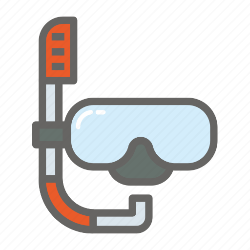 adventure, gear, gogle, object, outdoor, travelling icon