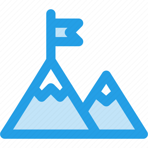 atmosphere, climb, forest, ice, mountain, nature, view icon