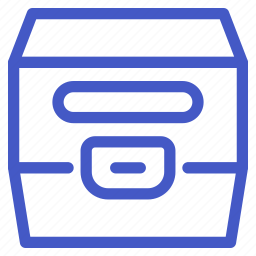 Box, supplies, supply, tools icon - Download on Iconfinder