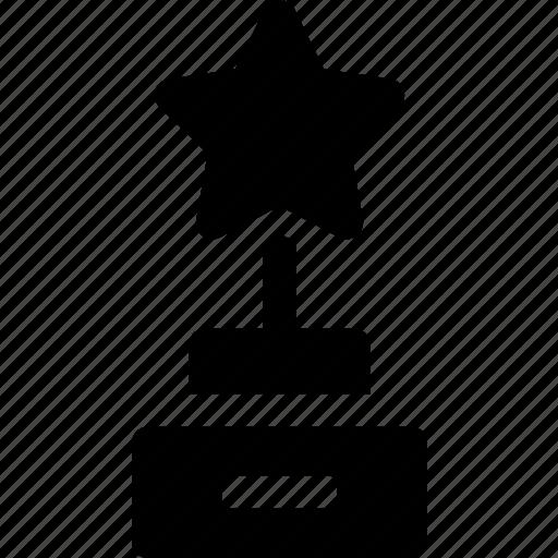 Achievement, award, honor, reward, star, trophy, victory icon - Download on Iconfinder