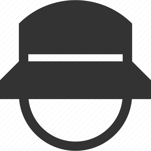 hat, head, panama, wear icon