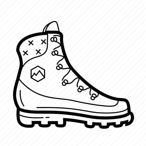 boot, explore, footwear, hiking, hiking boots, mountain, travel icon