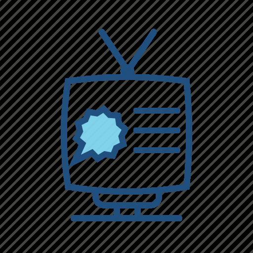 advertising, announcement, marketing, radio ad, radio advertisement icon