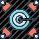 client, consumer, customer, customer target, patron, purchaser, target