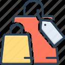 bag, browsing, ecommerce, purchasing, shopping, spending, supermarket