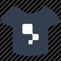 clothes, dress, shirt, t-shirt, tshirt, wear icon