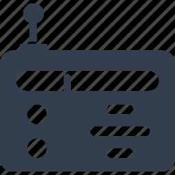 antenna, radio, wireless icon