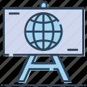 advert, advertisement, billboard, board, city ads, world icon