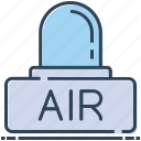 advertising, alert, board cast, on air, transmission icon