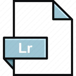 adobe, extension, format, lightroom, lr, photoshop, software icon