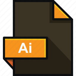 adobe, ai, extension, illustrator, platform icon