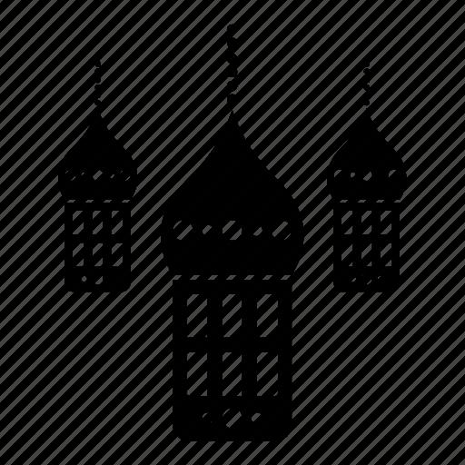 arab, arabian, arabic, building, detail, dome, window icon