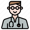 doctor, hospital, medical, medicine, physician icon