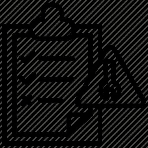 agile, bugs, defects, errors, test case, test scenario, test step icon