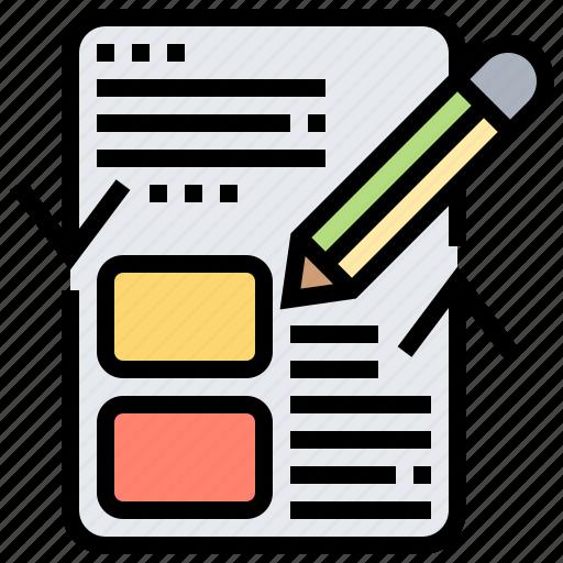 agile, development, software, test, unit icon