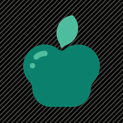 agriculture, apple, farm, farming, food, fruit, organic icon