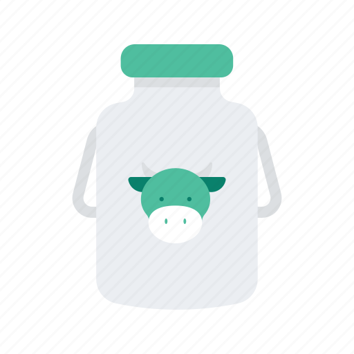 agriculture, farm, farming, milk, organic icon