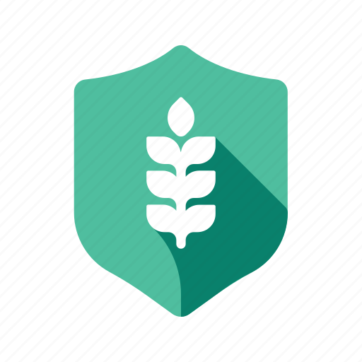 agriculture, farm, farming, organic, protect icon