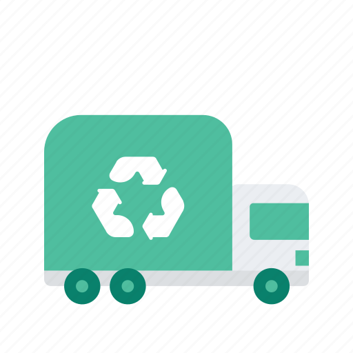 agriculture, farm, farming, organic, recycle, transportation, truck icon
