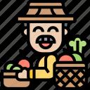 harvest, crop, vegetables, product, farming
