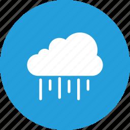 colud, rain, rainy, season, weather icon