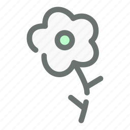 blossom, floral, flower, garden, nature, plant, spring icon