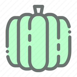 food, halloween, pumpkin, thanksgiving, vegetable icon