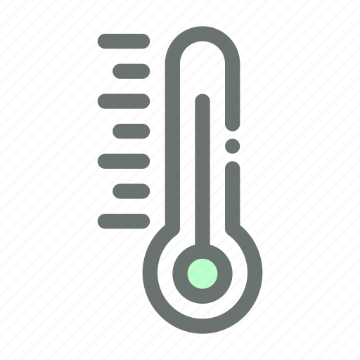 forecast, measurement, reading, temperature, thermometer, weather icon