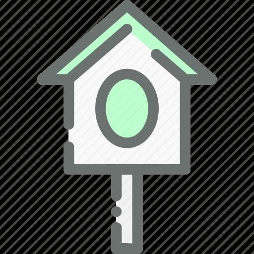 agriculture, bird, box, farm, nesting icon