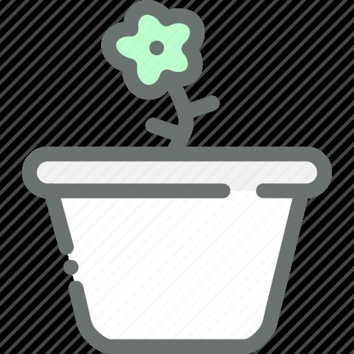 blossom, flower, garden, gardening, plant, pot, spring icon