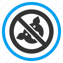 forbidden, no pork, not available, pig, piggy, restricted, stop icon