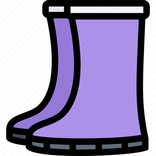agriculture, boots, farm, field, garden icon