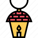 agriculture, farm, field, garden, lamp icon