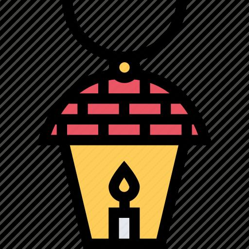 agriculture, farm, field, garden, lamp icon