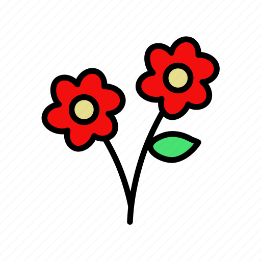 ecology, environment, flower, flowers, garden, green, nature icon