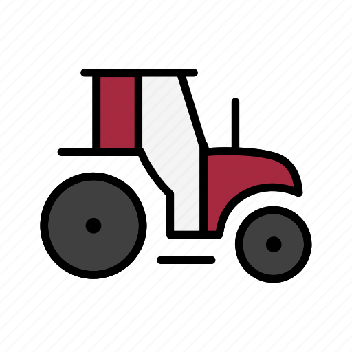agriculture, countryside, ecology, environment, far, farming, tractor icon