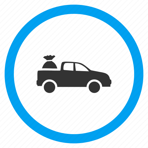 car, delivery, harvest, pickup, transport, transportation, truck icon