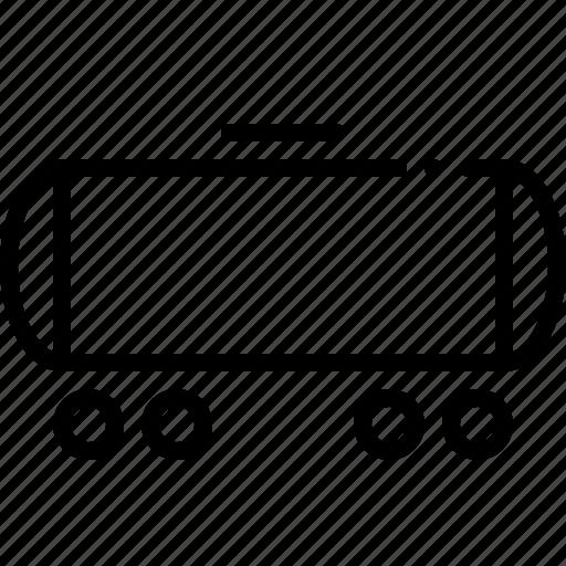 agro, railway, tank icon