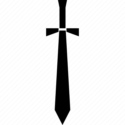 brand, falchion, glaive, host, knighthood, steel, sword icon