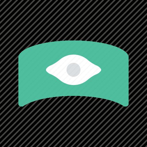eye, reality, view, virtual, vision, vr icon