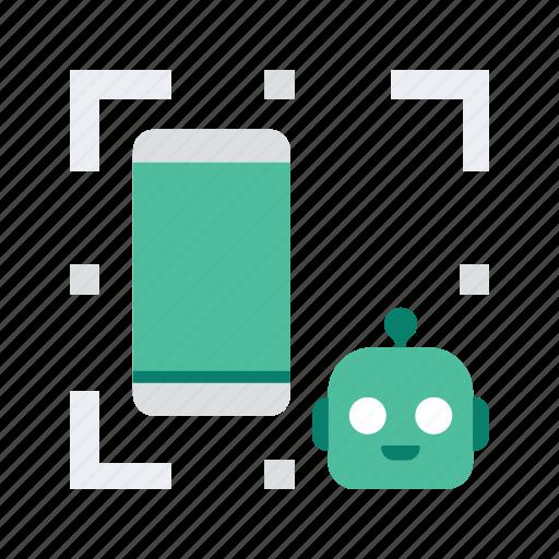 phone, reality, smartphone, virtual, vr icon