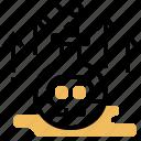chemical, leaking, toxic, vapor, volatile icon