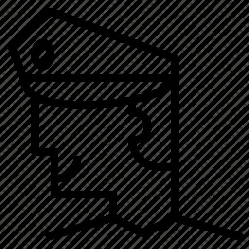 avatar, boss, captain, crew, leader, man icon