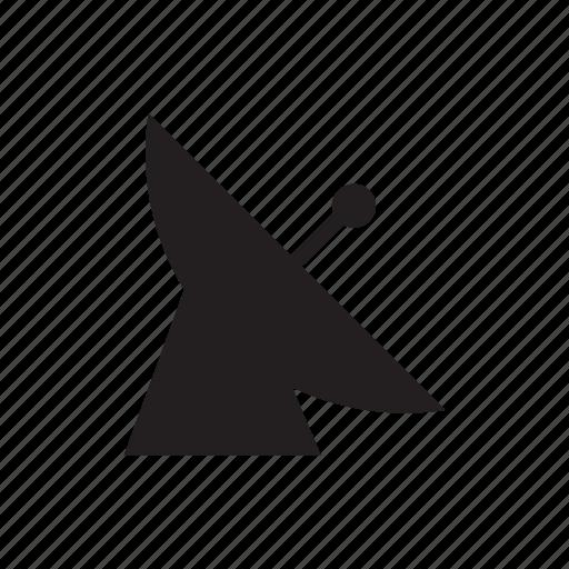 airport, antenna, satellite, signal icon