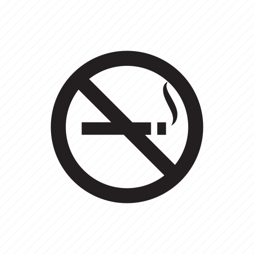 airport, no, prohibited, sign, smoking, snoke icon