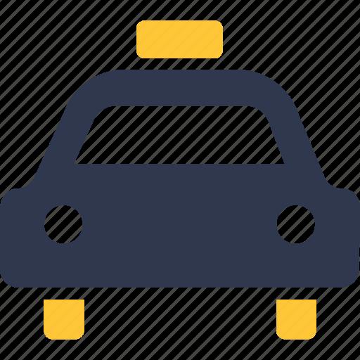 taxi service, taxi sign, taxi signal, taxi symbol, taxis sign icon