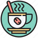 cafe, coffee, cup, espresso, hot