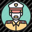 captain, controller, pilot, professional, uniform