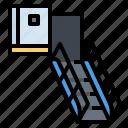 airprot, flight, passenger, stair