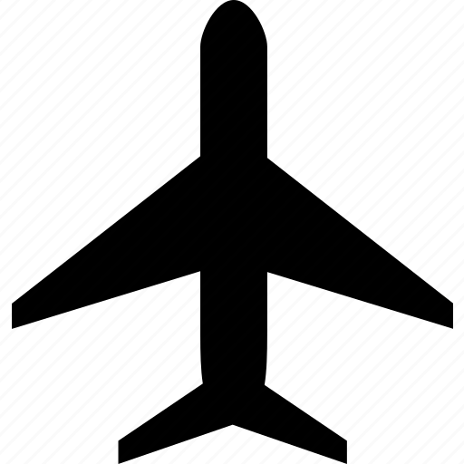 aircraft, airplane, airport, flight, jet, pilot, travel icon